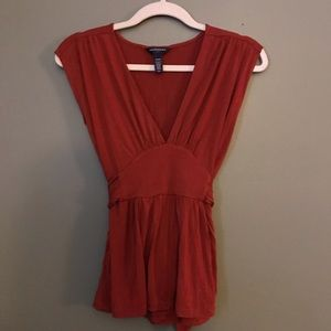 Banana Republic stretchy top size m
